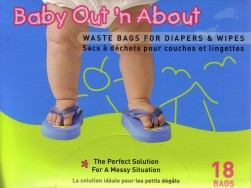 Packaging for Baby Out'n About